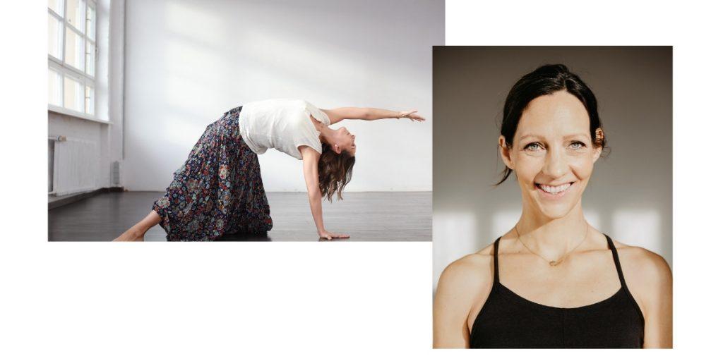 Alexa Posth Yoga Berlin