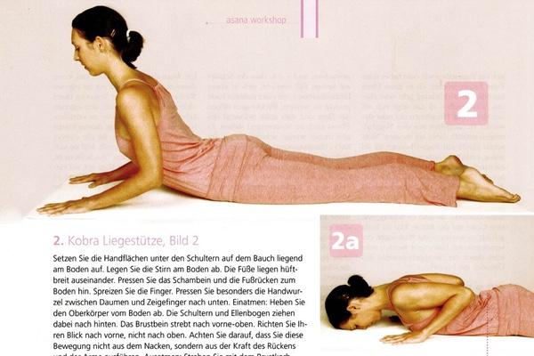 Yogastrecke Yoga Aktuell